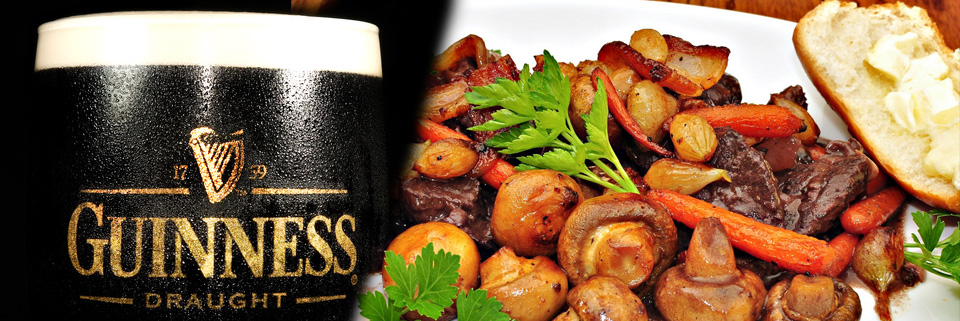 Guinness braised beef