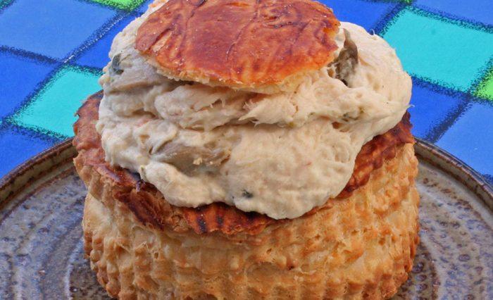 Stuff pastry