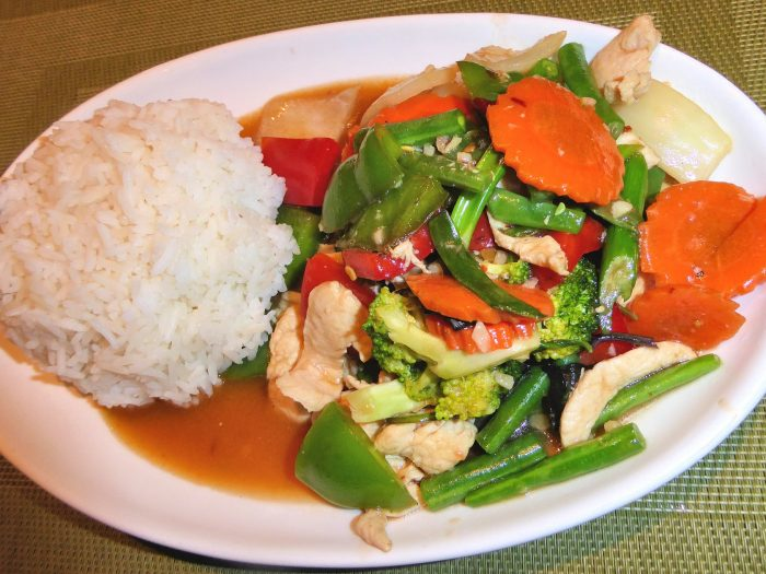Turkey Tenderloins with vegetables