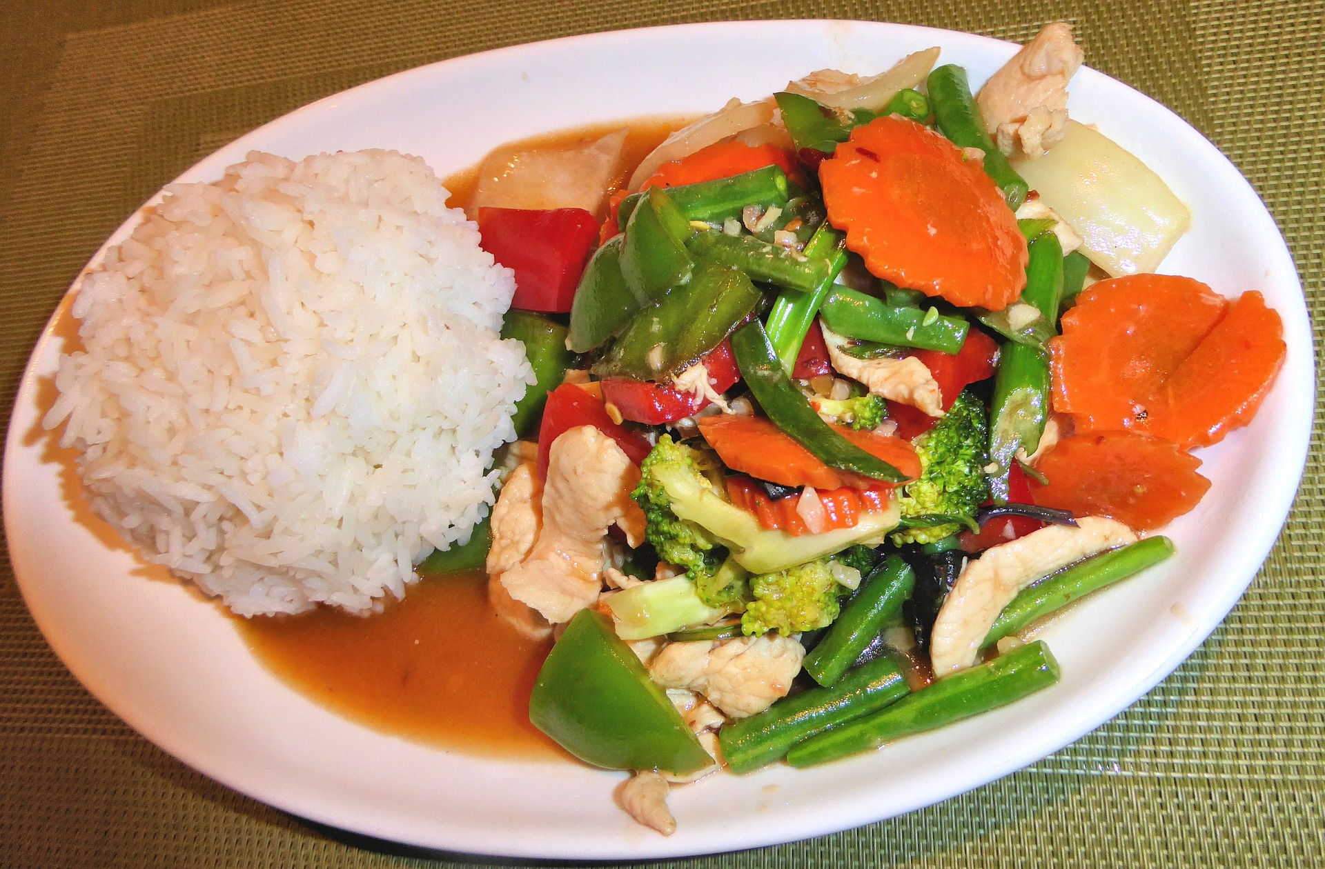 Turkey Tenderloins with vegetables