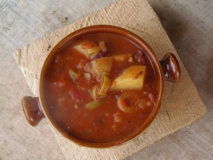 Hungarian goulash revisited by Joel Robuchon